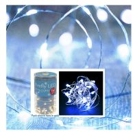 Firefly Fairy String Lights x 62 Blue  300cm 3 Metres